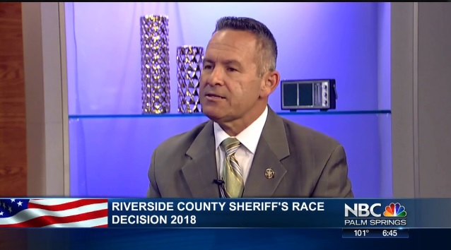 One on One with 2018 Sheriff Candidate Chad Bianco