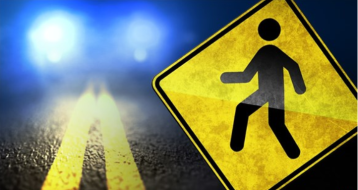 Pedestrian Struck, Critically Injured, in Palm Springs