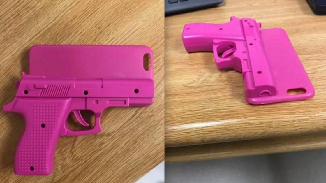 Officer urges parents against buying phone case in viral social media post