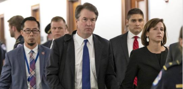 The battle over accusations goes on as Kavanaugh nomination advances