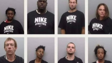 Activist: Sheriff mocks Kaepernick by putting inmates in Nike shirts