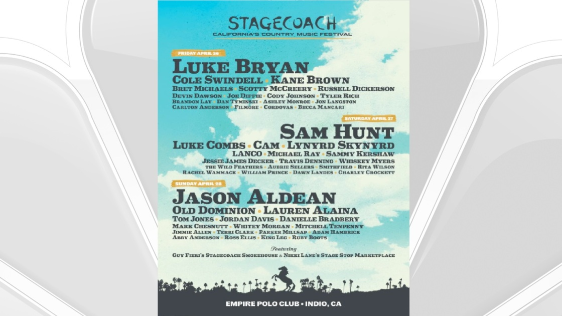 Stagecoach Festival 2019 Passes Go On Sale Friday
