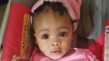 Baby stabbed, burned in oven was still alive when grandmother allegedly put her in