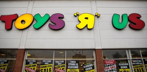 Toys 'R' Us owners will hand out $20 million severance to employees
