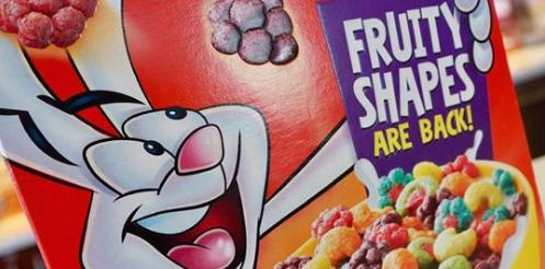 90s Kids Rejoice: General Mills Brings Back Classic Trix Fruity Shapes