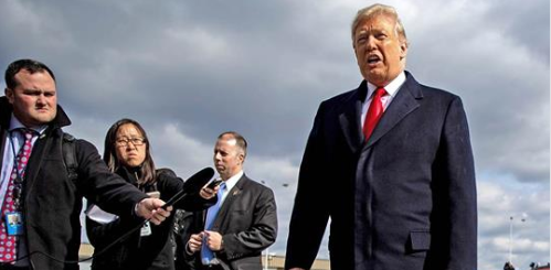 President Trump to Visit US-Mexico Border in Calexico, California, Amid Threats to Shut it Down