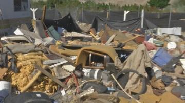 Junk Pile Turns Sky Valley Neighbors Into Enemies