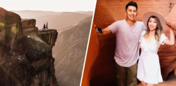 Epic Proposal Photo Traces Back To Alhambra Couple