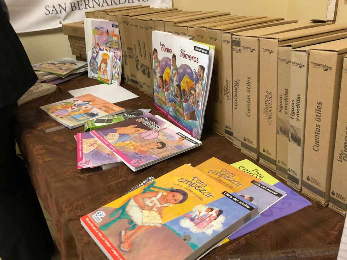 Community Comes Together For Education