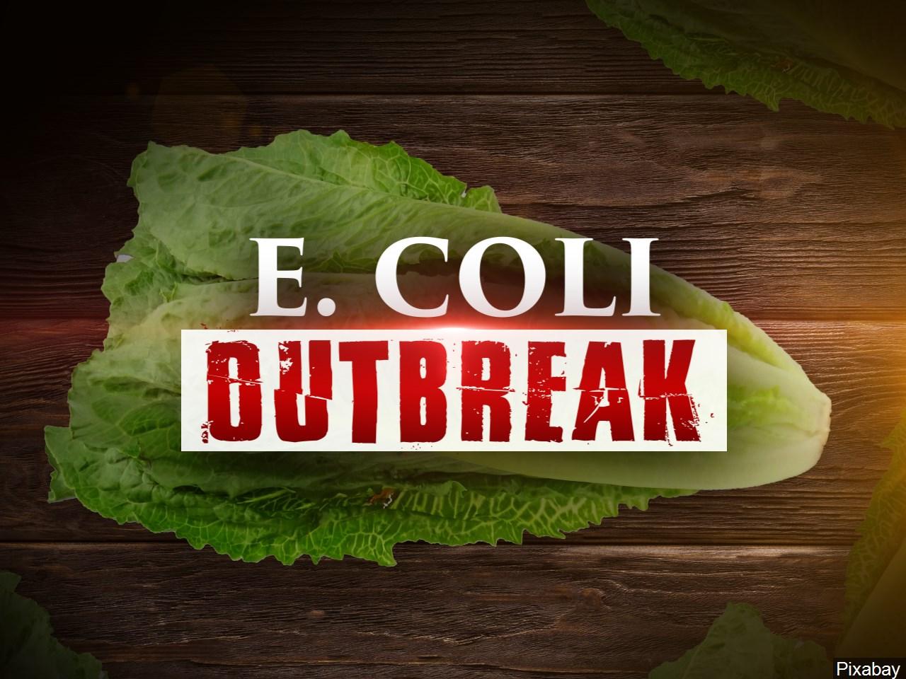 FDA Confirms California as Source of E. Coli Outbreak