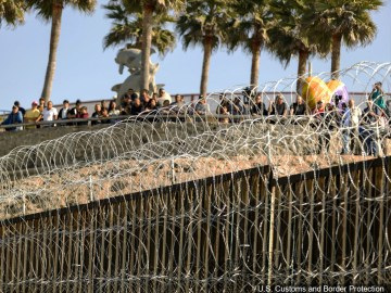 Chaos and Confusion Continues on the U.S. Mexico Border