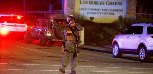 No Time For Backup: Police Increasingly Told to Confront Active Shooters