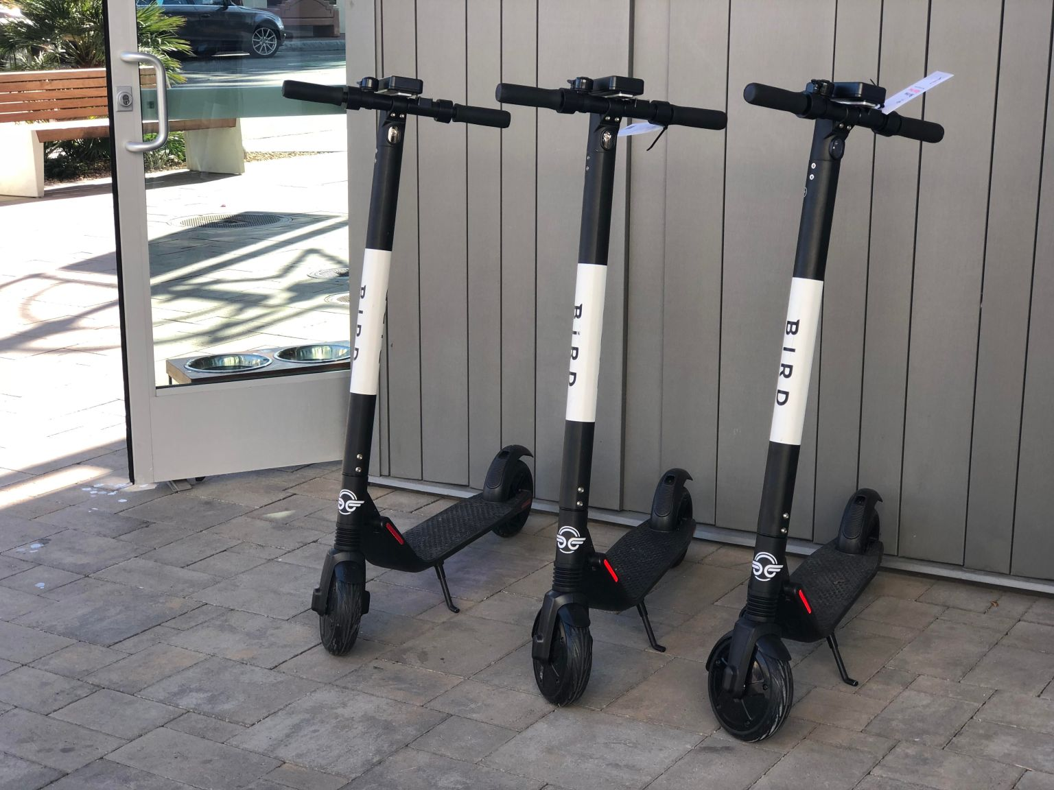 City of Palm Springs Says Bird Scooters Must Go