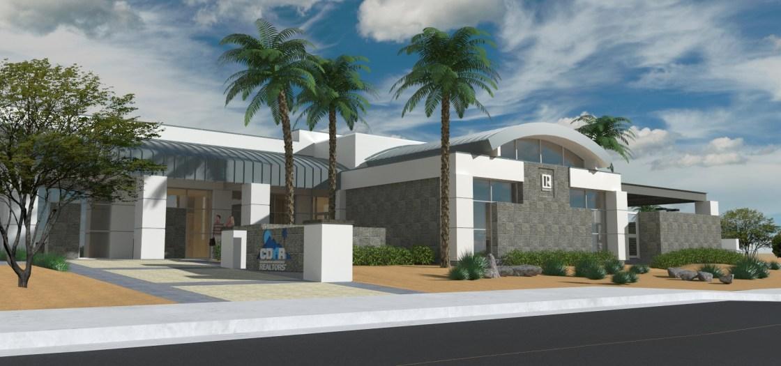 CDAR Remodels Coachella Valley Headquarters