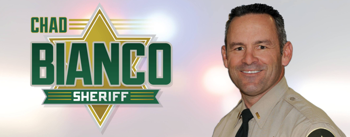 Bianco Beats Sniff In Sheriff's Race