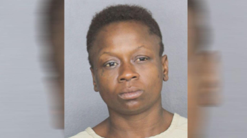 Florida woman accused of pulling knife on man after he complained she 'farted loudly'