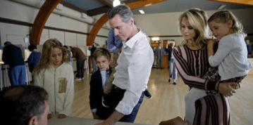 Gavin Newsom to Be California's Next Governor, NBC News Projects