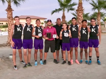 Shadow Hills Boys', La Quinta Girls' Cross Country Top Desert Empire League