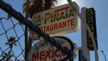 "Locals remember ""La Piñata"" after fire destruction"