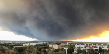 Wildfire chars more than 5,000 acres in rural Northern California