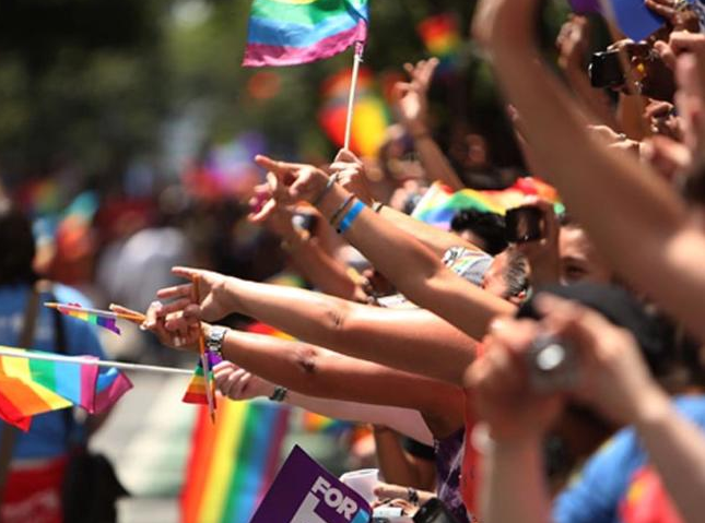 Exhibit Celebrating LGBTQ Contributions At Palm Springs Public Library For Short Time