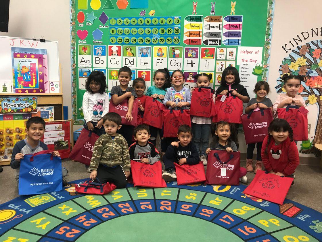 """Raising a Reader"" hits Coachella Valley Schools"