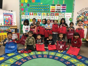 """Raising a Reader"" hits Coachella Valley Schools"
