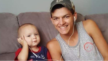 Brother of Brody Allen, who died last month of brain cancer, struck by multiple cars
