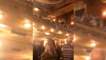 Man Shouts 'Heil Hitler, Heil Trump' During 'Fiddler On The Roof' Performance