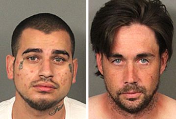 Two Arrested for Alleged Palm Desert ATM Armed Robbery