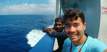 'You guys might think I'm crazy': Diary of US 'missionary' reveals last days in remote island