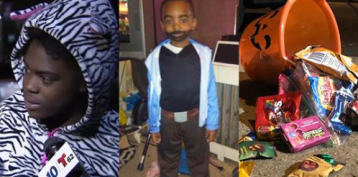 Gunman Shoots 2 Children Who Were Trick-or-Treating in Philly