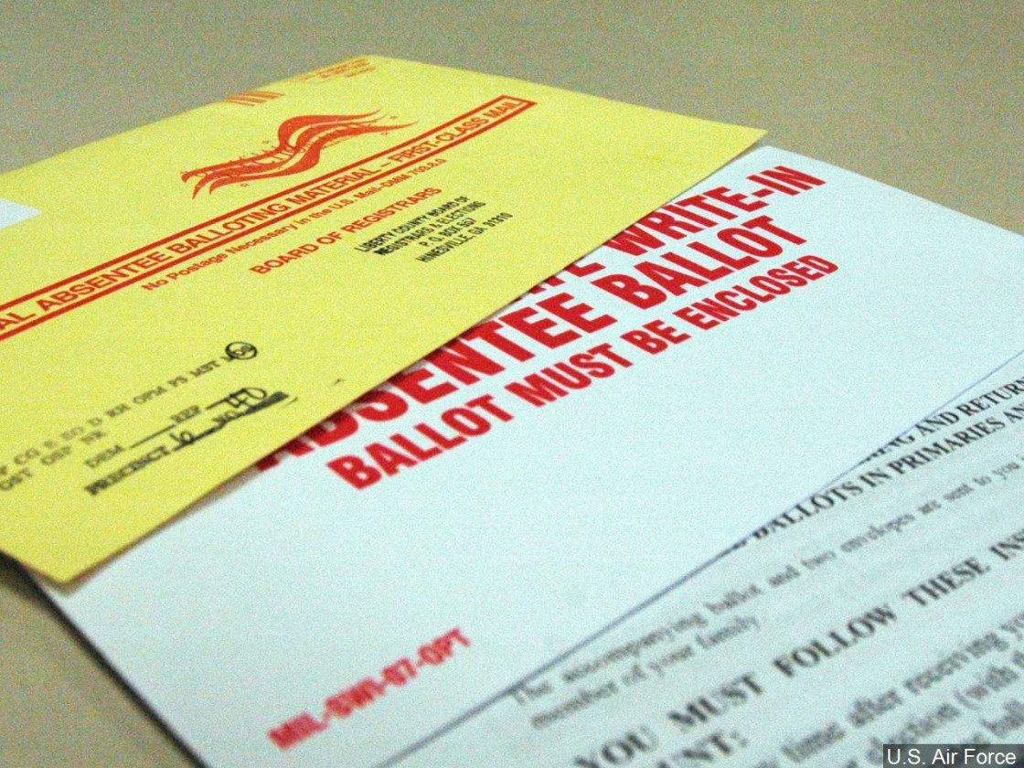 'Ballot Harvesting' Causing Controversy in California