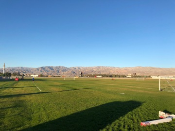 Outdoor Entertainment And Sports Facility Opens In Coachella