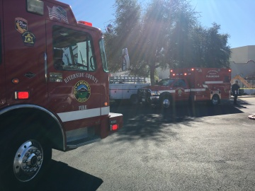 Electrical Fire at Westfield Palm Desert Mall Leads to Brief Evacuation