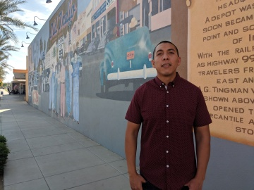 Big Plans For Indio from Newly Elected Youngest Councilmember