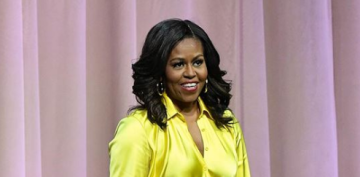 Michelle Obama voted most admired woman, bumps Hillary Clinton from top spot: Gallup