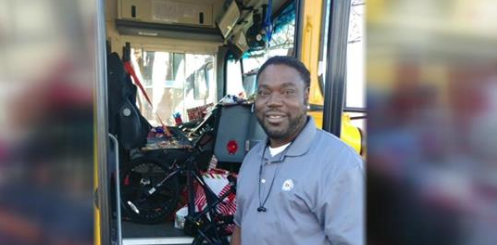 North Texas Bus Driver's Good Deed Goes Viral