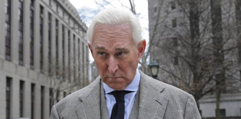 Ex-Trump adviser Roger Stone admits to spreading lies online in lawsuit settlement
