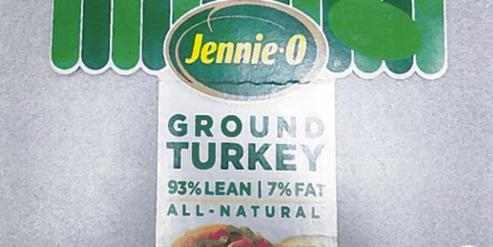Jennie-O Recalls More Than 164,000 Pounds of Ground Turkey