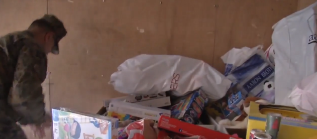 NBCares: Toys For Tots