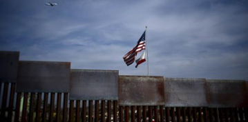 Toddler injured after being dropped from border fence