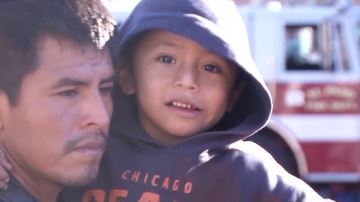 Volunteer Says Personal Risks Worth Helping Immigrants In Need