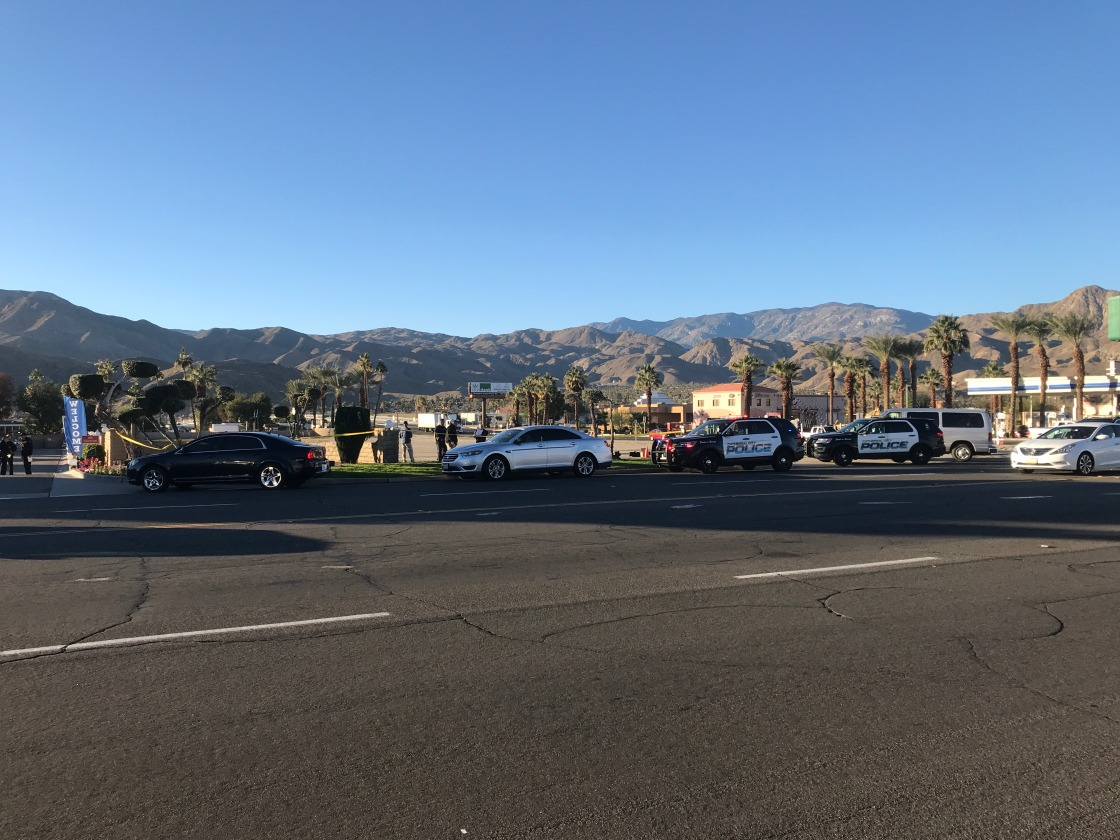 Body Found in Cathedral City Ruled a Suicide