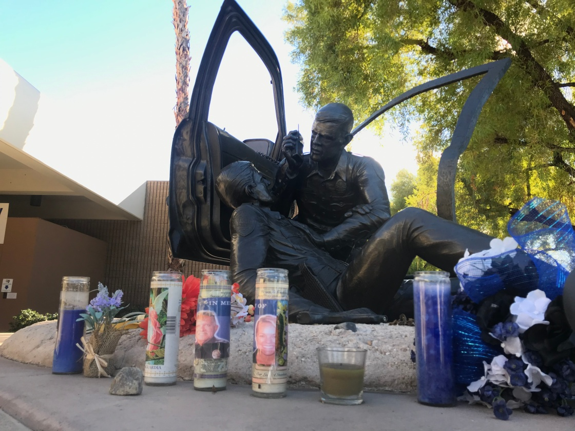 Palm Springs Police Chief Asks For Community Support in Wake of Shootings