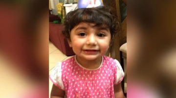2-year-old girl battling cancer needs extremely rare blood, sparking worldwide search