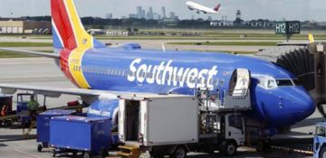 New Southwest Airlines Route From Palm Springs to Las Vegas Begins Sunday