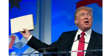President Trump backs push for Bible classes in schools