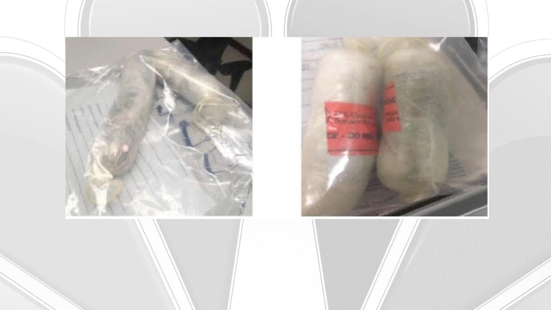 Border Patrol Arrests Three Attempting to Smuggle Narcotics