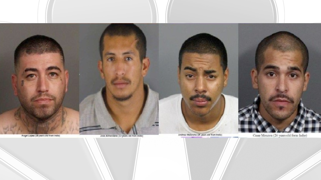 Foursome Who Killed 22-Year-Old in Gang-Related Attack Sentenced